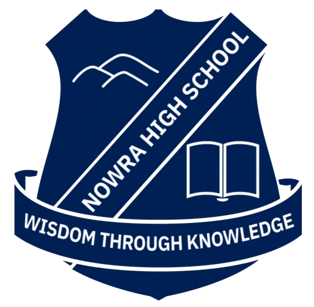 Nowra High School logo