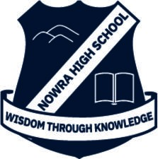 this image shows the Nowra HIgh School crest